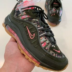NEW Airmax 98 Floral Sequoia Womens Size 6.5